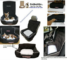 Pet Bed Portable Travel Pet Bed / Seat Cover in 3 Colors