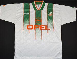 1994 IRELAND ADIDAS AWAY FOOTBALL SHIRT (SIZE XL)
