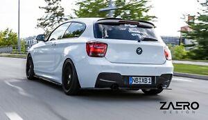 Diffusor Flaps für BMW 1er F20 F21 M135i & M140i Heckdiffusor INKL ABE