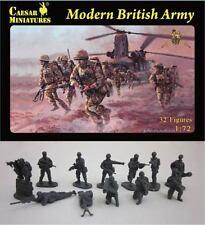 Modern British Army - Caesar Miniatures H060 - 1/72 Scale