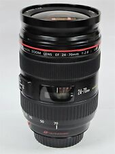 Canon 24-70 mm f/2.8 L EF USM Zoom Lens-Coffret