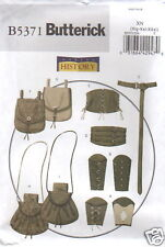 Sewing pattern Medieval - Accessory; Size S-L