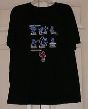 I CAN HAS CHEEZBURGER  LIMITED EDITION PIRATES VS. NINJAS T-SHIRT  SIZE 2X XXL