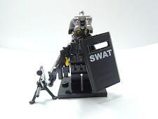(no.10-7) custom swat police helmet military gun army weapons  for LEGO