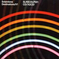 Destinations Vol.1 [Audio CD] Solarstone (Various) (SLRSCDLP001)