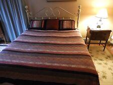 Garnet Hill King Quilt Set