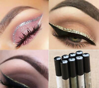 hot Sparkling Glitter Liquid Eyeliner Eye Party Makeup Colorful Eye Liner