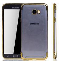 Samsung Galaxy J4 Plus Custodia Cover per Cellulare Protezione Protettiva Oro