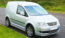 VW CADDY 2K MK3 / TOURAN MK1 SPORTLINE LOOK FRONT LIP / BUMPER SPOILER / SKIRT