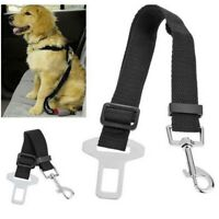 Dog Car Safety Seat Belt Restraint Harness Leash Travel Clip for Pet Cat
