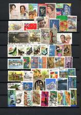 Australia COLLECTION of  POSTALLY USED COMMEMORATIVE STAMPS  LOT (AUS 1)