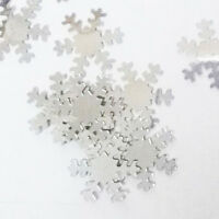 New Table Scatter Snowflakes Confetti Christmas Sprinkle Decorations Party