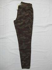 DEHA pantaloni donna vellutino D75735 col.BORDEAUX/VERDE tg.M inverno 2013
