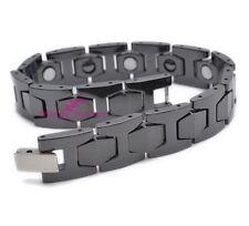 Arthritis Bracelet Health Ceramic Armband TUNGSTEN Magnetic Bio Energy