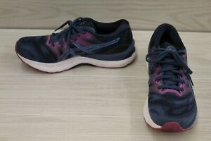 Asics Gel-Nimbus 23 1012A885 Running Shoe - Women's Size 9.5, Navy