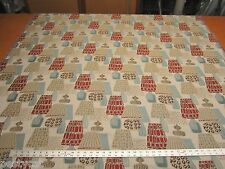 Regal tapestry with table lamps upholstery fabric per yard listing ft137