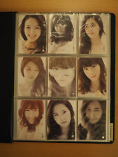 SNSD Girls' Generation Season 1 # 005 Gee Star cards Photocards Full 9 Set