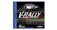 ## V-Rally 2: Expert Edition (mit OVP) - SEGA Dreamcast / DC Spiel - TOP ##