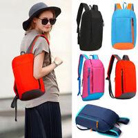 US SALE Sports Backpack Hiking Rucksack Men Women Schoolbags Satchel Bag Handbag