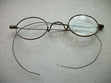 Antique Eyeglasses Frames Wire Frames and Arms Vintage M