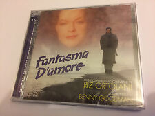 FANTASMA D'AMORE (Riz Ortolani) Rare Complete Soundtrack Score OST 2CD SEALED