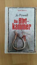 Jo Powell - Die Blutkammer (Gebundene Ausgabe)