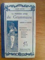 COURS MOYEN - GRAMMAIRE - LARIVE FLEURY - ARMAND COLIN - 1953
