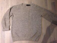 Topshop Petite Grey Sweater UK6