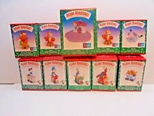 Hallmark Merry Miniatures 10 Boxes All New c