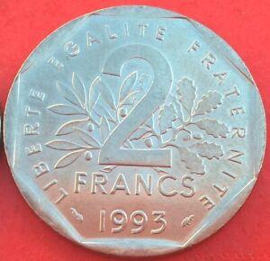 2 F SEMEUSE année 1993, QUALITé SPL, 20 011 EXEMPLAIRES,RARE en l'état, A SAISIR