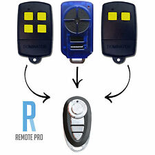 Dominator DOM501 DOM502 DOM505 YBS2 YBS4 Gate/Garage Door Remote (NEW)
