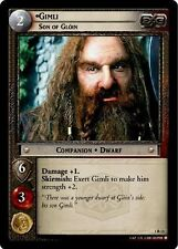 LOTR TCG FOTR Fellowship of the Ring Gimli, Son of Gloin 1R13