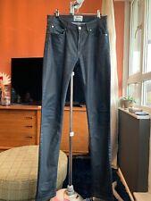 Acne StudiosBlue skinny jeans30 / 34