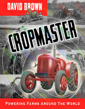 David Brown Cropmaster Powering Farms Tractor Poster (A3) - (3 for 2 offer)