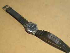 vecchio orologio da polso BEZEL STAINLESS STEEL JAPAN MOVEMENT METAL CASE BACK