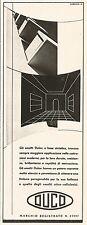 W2563 DUCO - Smalti a base sintetica DULOX - Pubblicità 1938 - Old advertising