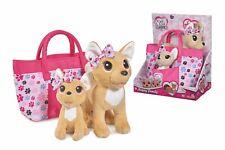 SIMBA 105893213 - ChiChi Love Happy Family - Chihuahua Plüschhund Kuscheltier