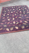 Modern Rug Contemporary Area Rug Mohawk Rugs and Textiles 8 ft x 11 ft Leaf