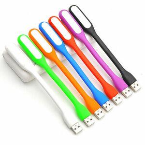 Foldable Super Bright USB Led Book Light Portable Lamp Light 5V 1.2W for Kid