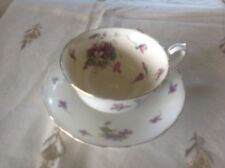 Adderly China Saucer And Hammersley Cup England