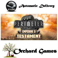 Perimeter : Emperors Testament : PC :  Steam Digital :  Auto Delivery