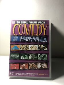 DVD - (MULTI) COMEDY - 30 Show Value Pack - FREE POST #P1