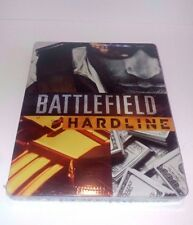 Battlefield Hardline Brand New G2 sized Steelbook PS4 PS3 Xbox One Xbox 360