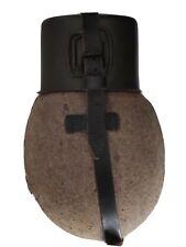 Belle gourde allemande WH - avec quart métal daté 1942 ORIGINALE
