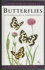 A Field Guide in Colour to Butterflies, Caterpillars and Chrysalides,Josef Mouc