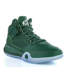 adidas Mens D Rose 773 Basketball Shoes Trainers Dark Green Smart Sneakers