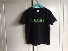 D & B Academy of Performing Arts t-shirt, unisex, age 5-6, excellent condition!