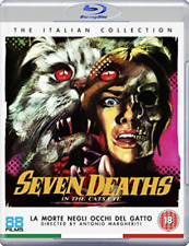 Seven Deaths In The Cats Eye (Blu-Ray) (UK IMPORT) Blu-Ray NEW