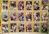 1978 Topps Buffalo Bills complete team set - O.J.Simpson
