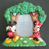 DISNEY MICKEY & MINNIE MOUSE PICTURE FRAME